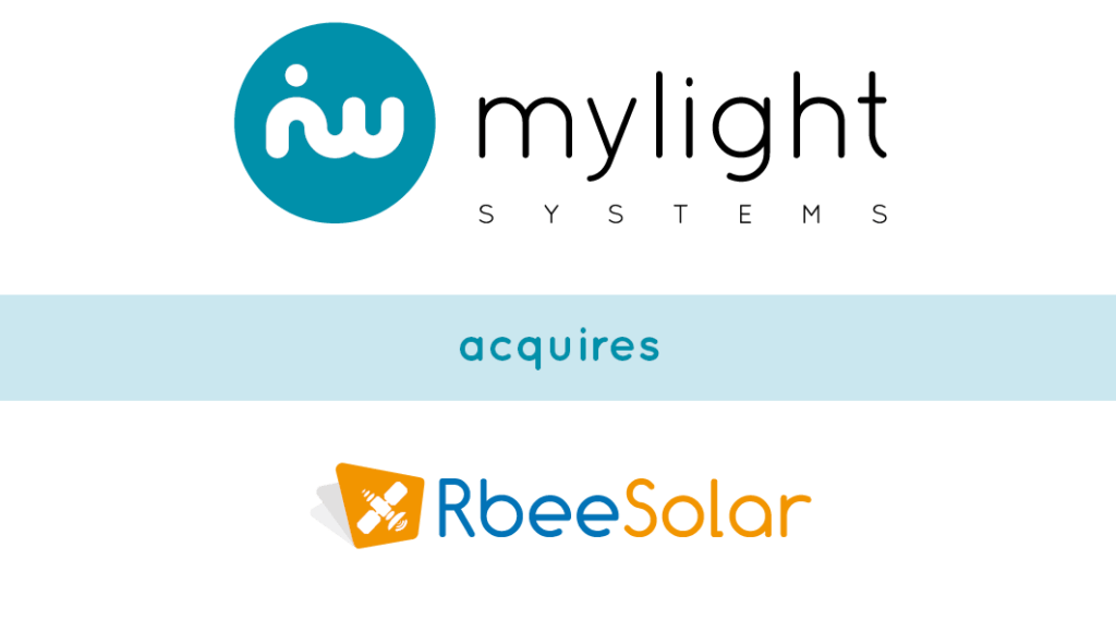 MyLight acquires Rbee Solar